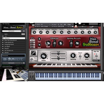 Neo Soul Keys 3x Library Sample Kontakt + Nord Stage 2