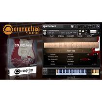 Sample De Guitarra Para Kontakt Electric Guitar Stratosphere