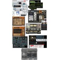 Plugins Vst Para Audio Masterização Mega Pacote
