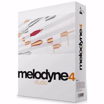 Melodyne Studio 4 Win E Mac 2016 Suporte E Envio Imediato