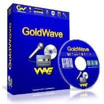Goldwaves - (licenciado)