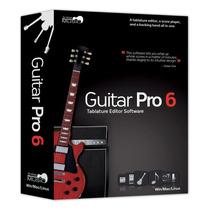Guitar Pro 6 + Real Strat + Amplitube (licenciado)