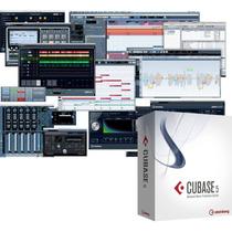 Cubase_5 +pacote De Plugins Vst Para Mixagen E Masterização