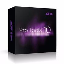 Pro Tools 10 + Brindes