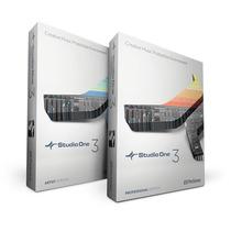 Presonus Studio One 3 Profissional (lançamento) Envio Grátis