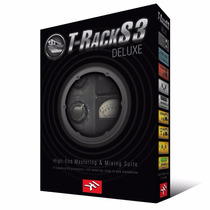 Plugin Vst Rtas T-racks Deluxe 3 - Envio Imediato