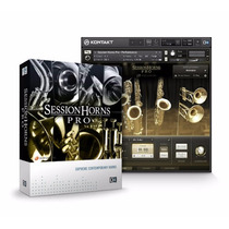 Native Instruments Session Horns Pro Kontakt+kontakt 5