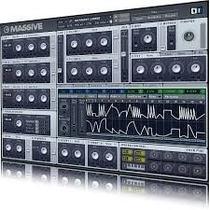 Native Instruments Massive 1.4 Sintetizador House Eletrônica