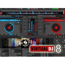 Dj Virtual 8 Pro Inglês Portatil
