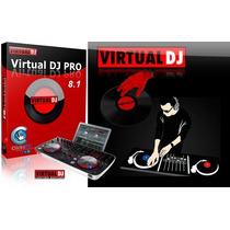 Virtual Dj 8.1 Pro Infinity + Skins - Completo Lancamento!