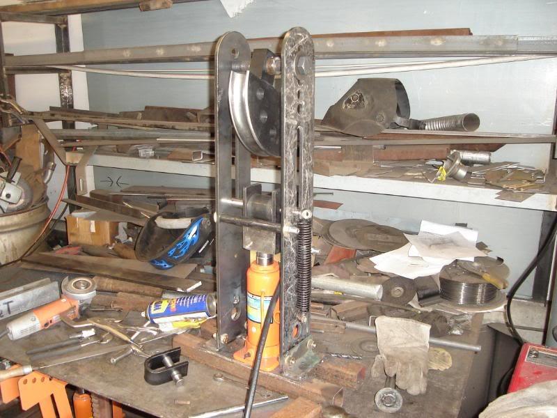 Pin curvadora de tubos tejero segunda mano maquinaria for Curvadora de tubos segunda mano