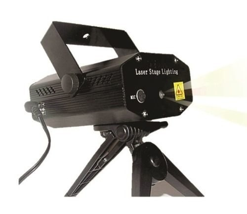 Projetor Holográfico Laser - Efeitos Especias Desenhos