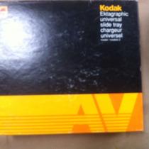 Carrousel Kodak Projetor De Slides - M-