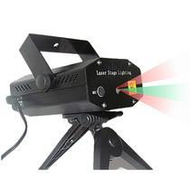 Mini Projetor Laser Holografico Efeitos Especiais 3d Festa