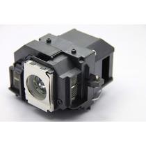 Lampada Projetor Epson S9/s10 Elplp58 / V13h010l58 Completa