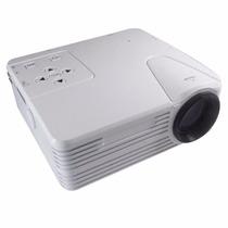 Mini Projetor Led Hd 1920x1080 400 Lumens Usb/sd/hdmi 120pol