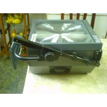 Retro Projetor Tes Modelo 2040 Lamp.36v 400w - 4000 Lumens.