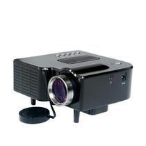 Mini Projetor 80 Pol Hdmi C/ Controle, Usb, Sd, Av, Avg !