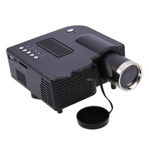 Mini Projetor Led 1080p Hd 400 Lumens 16770k - Hdmi Vga Rca