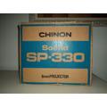 Projetor Super 8 Chinon Caixa Original C/ Manual + Splicer