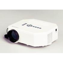 Data Show Mini Retro Projetor Portatil 150 Lumens Hdmi Usb