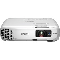 Projetor Epson X24+ Powerlite 3500 Lúmens Wireless Hdmi 3lcd