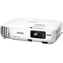 Projetor Epson Powerlite W28+ 3000 Lúmens,wxga,3lcd,10.000:1