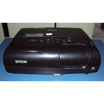 Projetor Epson Power Lite 77c (conjunto Ótico Com Defeito)