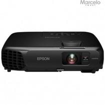 Projetor Epson Powerlite S18+ - V11h552021 Preto