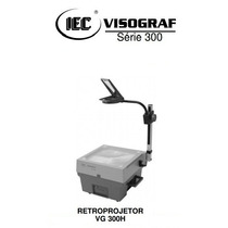 Retroprojetor Ventilado 2000 Lumens Vg300h Com Lampada Res.