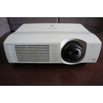 Projetor Sony Vpl-px40 3500 Ansi Lumens Até 300 Polegadas