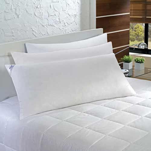 Promoção Travesseiro King 90x50 140 Fios Fibra Siliconada