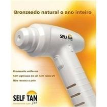 Bronzeamento 100% Self Tan Jet Aparelho 127v