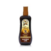 Australian Gold Instant Bronzer Fps 8 Spray Bronzeador 237ml