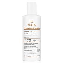 Filtro Solar Fps 30 Fluid 120ml Adcos