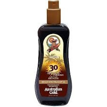 Australian Gold Gel Bronzeador Spray 237 Ml Fps 15 Ou 30