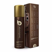 Best Bronze Auto Bronzeador Spray 150 Ml + Luva Esfoliante