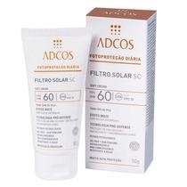 Filtro Solar Adcos Fps 60 Sc 50g