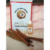 Oleo Bronzeador De Coco Com Canela 100 Ml
