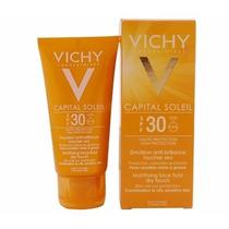 Vichy Capital Soleil Fps30 50g Antibrilho Durardouro Oilfree