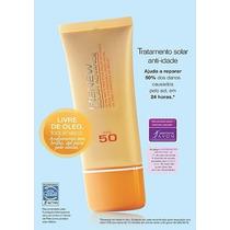 Renew Avon Solar Protetor Solar + Gel De Limpeza Vitale