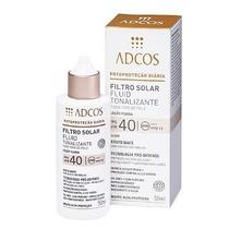 Filtro Solar - Loção Fluida Ivory Fps 40 Com 50ml Adcos