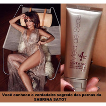 Meia De Seda Sabrina Sato Yes Cosmetics 10 % Off