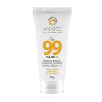 Anasol Protetor Solar Facial Fps99 Toque Seco 60g