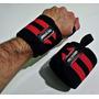 Munhequeira Profissional Musculação Crossfit Lpo Pulso Faixa