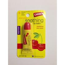Hidratante Labial Soothing Carmex Original E Sabores
