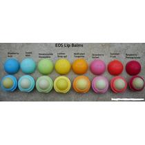 Eos Lip Balm Protetor Labial Importado Varios Sabores