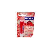 Protetor Labial Nivea Morango 4,8g Fps10