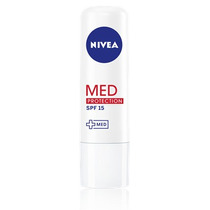 Protetor Labial Nivea Med Protection 4,8g Fps15