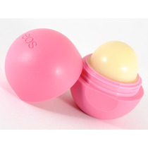 Eos Lip Balm Protetor Labial 100% Natural Morango Importado